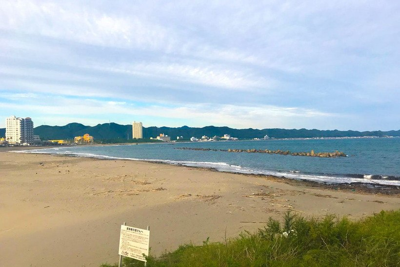 前原海岸海水浴場