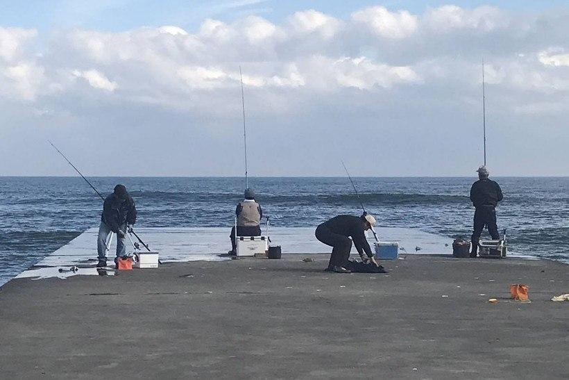 釣り人に聞く