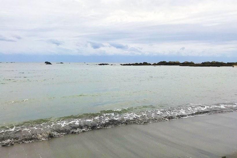 根本海岸・海水浴場