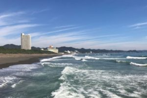 東条海岸・東条サーフ(千葉県鴨川市)