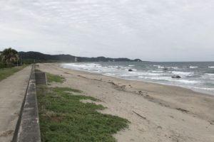 和田浦海水浴場(千葉県南房総市)