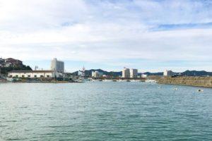 漁港のエギングのポイント