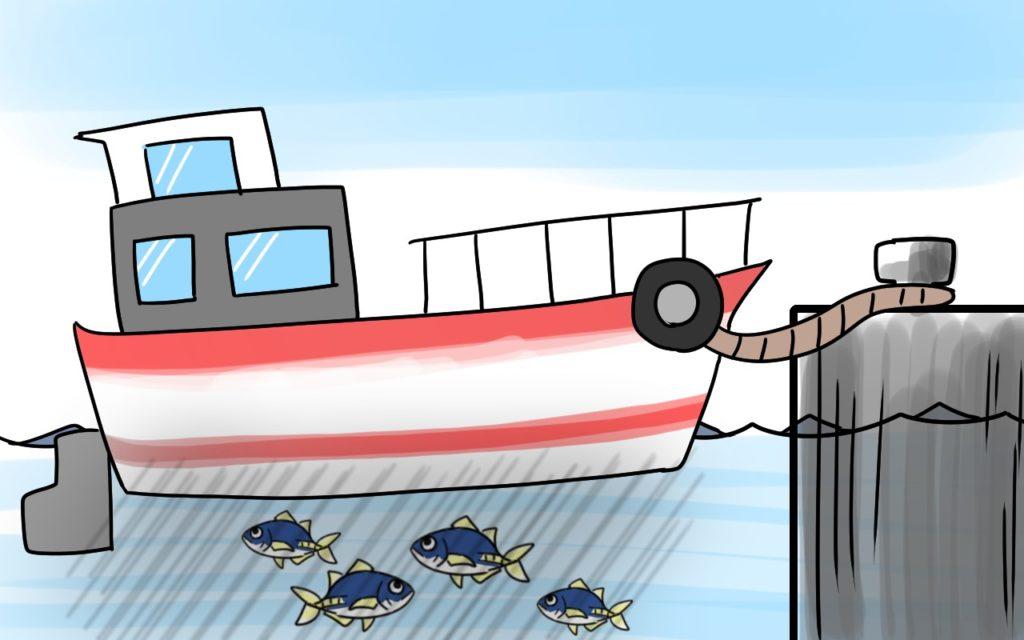 漁船・船たまり